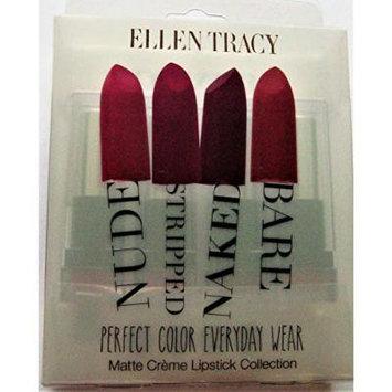 Ellen Tracy Matte Creme Lipstick Collection