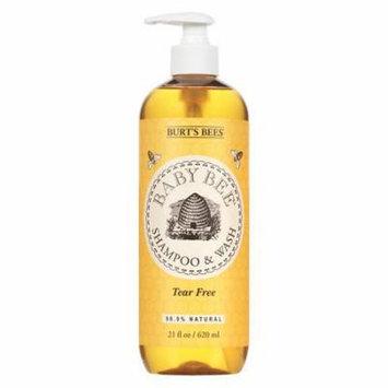 Burt's Bees Baby Bee Shampoo & Wash 21.0 oz.(pack of 3)