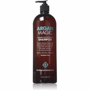 2 Pack - Argan Magic Shine Boosting Shampoo 32 oz