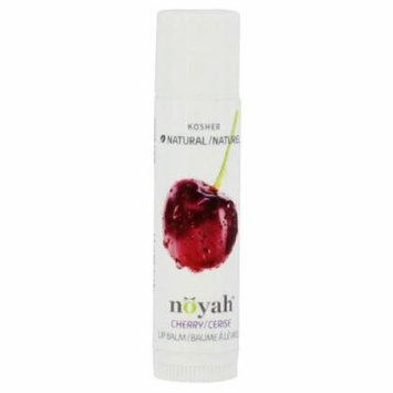 Noyah - Natural Lip Balm Cherry - 0.15 oz. (pack of 3)