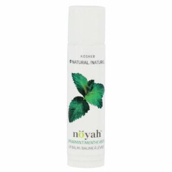 Noyah - Natural Lip Balm Spearmint - 0.15 oz. (pack of 12)