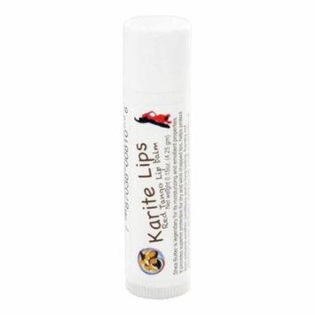 Mode De Vie - Karite Lips Shea Butter Lip Balm Red Tango - 0.15 oz. (pack of 2)