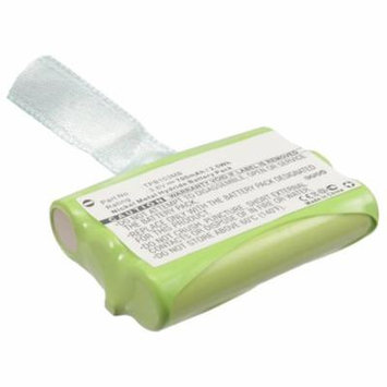 Exell 3.6V 700mAh Baby Monitor Battery for Topcom Babytalker 1010 USA SHIP