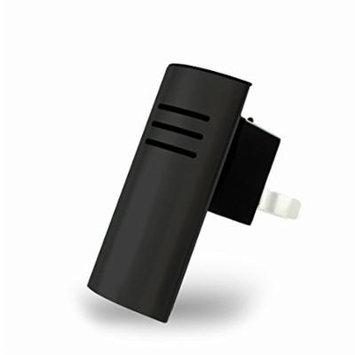 Vent Clip Vehicle Essential Oil Car Air Freshener (Black)