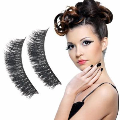 Luxurious 100% Real Mink Natural Thick Soft Eye Lashes False Eyelashes On Clearance