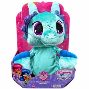 Shimmer & Shine Sparkle Pets Tummy Rubs Nazboo Plush with Sound [Singing & Dancing]