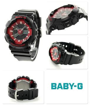 Baby-G Women's BA110SN-1A Digital Watch