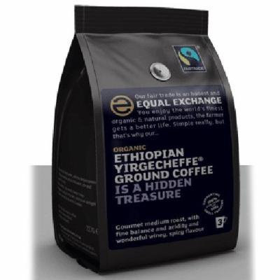 Equal Exchange - Org F/T Yirgacheffe Grd Coffee | 227g