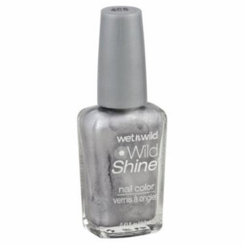 Wet N Wild Wild Shine Nail Color: Metallica #468 by Wet N Wild