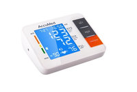 AccuMed ABP802 Portable Upper Arm Blood Pressure Monitor with One-Touch Intelligent Automatic Measur