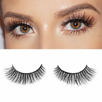Milanté Beauty Chaotic 100% Real Mink Cruelty Free Strip False Lashes