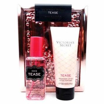 Victoria's Secret Tease Mist & Lotion Set: Fragrance Mist 2.5 Fl Oz., Fragrance Lotion 3.4 Fl Oz.