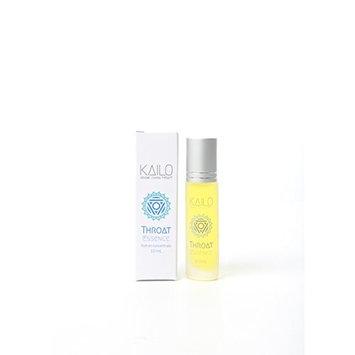 Kailo Organic Chakra Therapy - Throat Chakra Essence (aromatherapy + energy work roller)