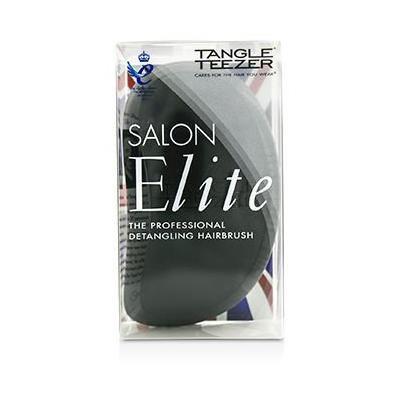 Salon Elite Professional Detangling Hair Brush - Midnight Black (For Wet & Dry Hair) 1pc
