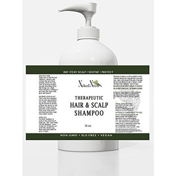 Neem Scalp Shampoo (16 Ounce) - Pure Organic Neem, 3 sizes, Lowest Price
