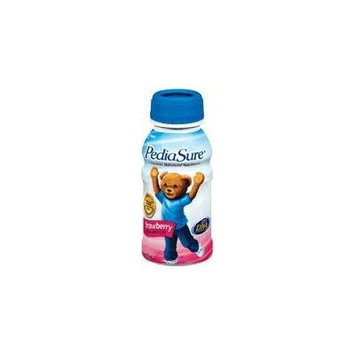 PediaSure Strawberry Retail 8 oz. Bottle [1 Each (Single)]