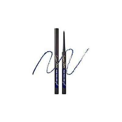 Etude House Super Slim Proof Gel Pencil Liner (0.08g) 1.5mm waterproof super slim (#10 Deep Sea Navy)