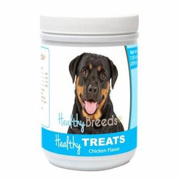Healthy Breeds Rottweiler Healthy Soft Chewy Dog Treats