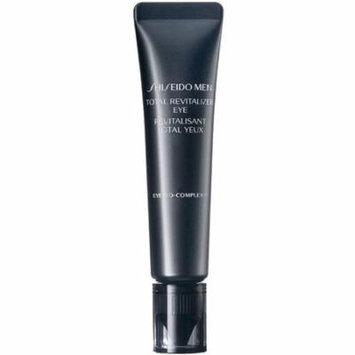 6 Pack - Shiseido Total Revitalizer Eye Cream For Men 0.53 oz