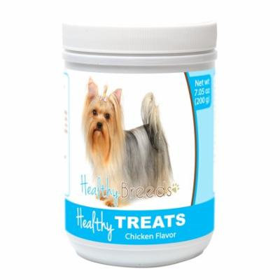 Healthy Breeds Yorkshire Terrier Healthy Soft Chewy Dog Treats
