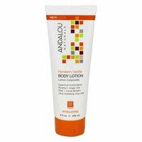 Vitalizing Body Lotion Mandarin Vanilla - 8 fl. oz. by Andalou Naturals (pack of 2)