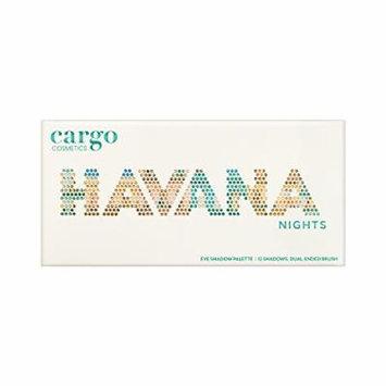 CARGO Havana Nights Eye Shadow Palette Limited Edition