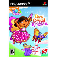 Take 2 Interactive Take 2 Dora the Explorer: Saves Crystal Kingdom