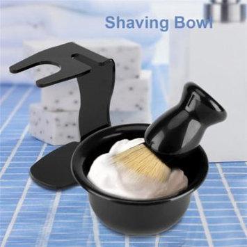 Professional Men's Shaving Brushes Set Hair Brush with Shaving Brush Stand Holder and Shaving Bowl