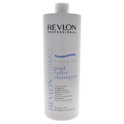 Revlonissimo Post Color Shampoo Shampoo For Unisex 33.8 Oz
