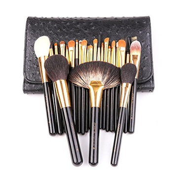 Makeup brush Z'oreya Sable Hair 24pcs Makeup Brushes Set Professional As Make Up Tool For Beauty Woman Cosmetic Brush With Cosmetic Bag