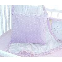 Minky Dot Pillow by Brandee Danielle
