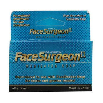 FaceDoctor Facesurgeon Ii Medicated Soap 2 oz (60 grams) Bar(S)