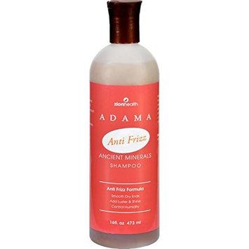 Zion Health Adama Minerals Anti Frizz Shampoo - 16 fl oz - Gluten Free -
