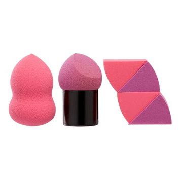 Swissco Precision Blending Sponge Gift Set In Cosmetic Bag