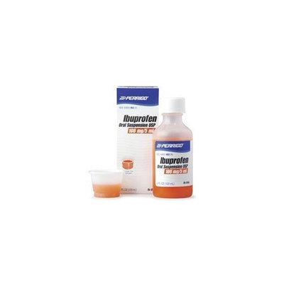 Perrigo Ibuprofen Oral Suspension 100mg Orange 4oz/Bt