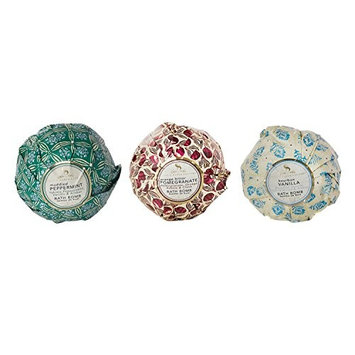 Soap & Paper Factory Block Party Deluxe Bath Bombs, 3-Piece Set