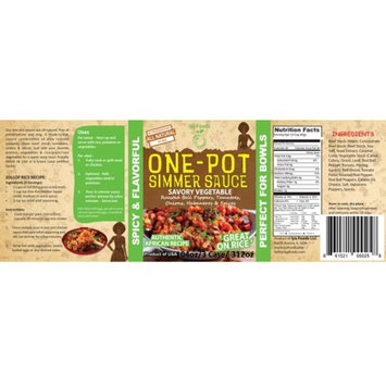 Iya Foods Llc One-Pot Simmer Sauce/ 104 OZ - Great On Rice