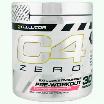 Cellucor, C4 Zero, Pre-Workout, Strawberry Watermelon, 9.0 oz (255 g)