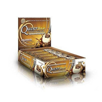 Quest Bar Chocolate Peanut Butter, Box of 12, 2 Boxes (24 bars)