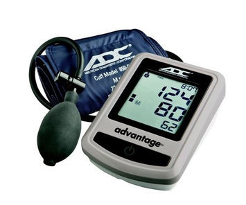 ADC 6012N Advantage Semi-Auto Digital Blood Pressure Monitor