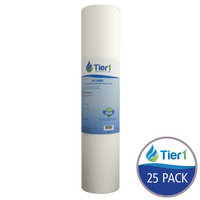 P5-20BB Tier1 Whole House Sediment Water Filter (25-Pack)