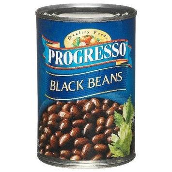 Progresso Black Bean Beans, 19 Ounce (Pack of 24)