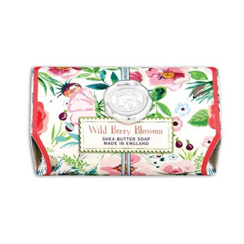 Michel Design Works Wild Berry Blossom Large Bath Soap Bar