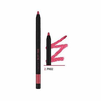 Enprani Rogue Lasting Lip Pencil (02 Very Pink) 0.5g