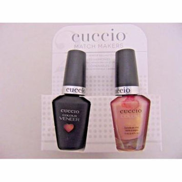 CUCCIO Veneer Match Makers Nail Polish, Be Awesome Day