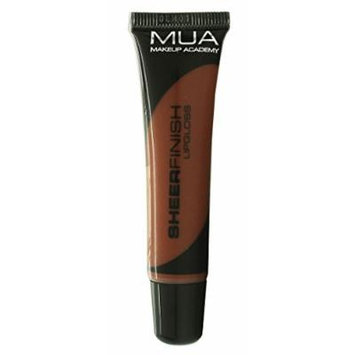 MUA Sheer Finish Lip Gloss 0.5oz (15ml) - Perk Me Up