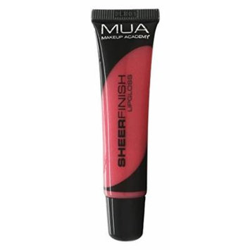 MUA Sheer Finish Lip Gloss 0.5oz (15ml) - Just In Case