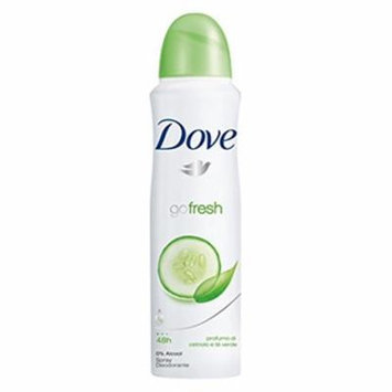 Dove Fresh Cucumber & Green Tea Scent Spray