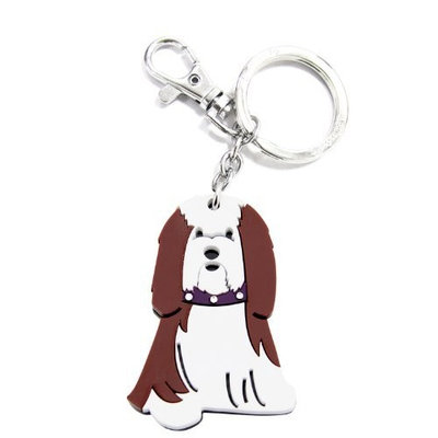 Love Your Breed Acrylic Keychain, Havanese