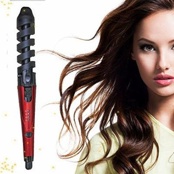 Curl Magic Pro All in One Curling Wand With 4 Heat Settings For Curls!